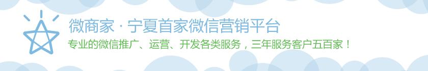 微商家,宁夏微信营销。